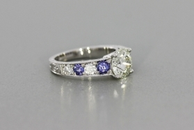 Platinum Engagement Rings In Atlanta