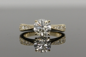 Custom Design Diamond Rings In Atlanta