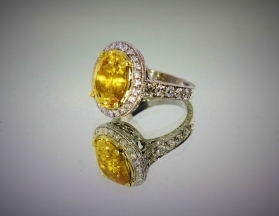 Gold Ring Mountings In Atlanta