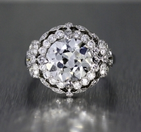 Designer Diamond Rings In Atlanta