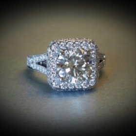 Designer Diamond Engagement Rings In Atlanta