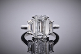 Certified Custom Diamond Rings In Atlanta